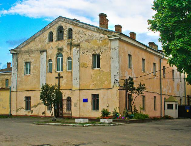 Реалізацію проекту «Хостел» у приміщенні Луцької тюрми призупинено