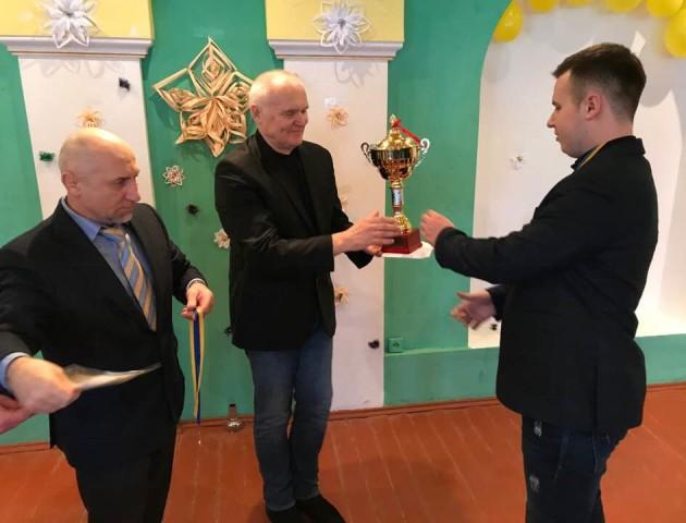 У Луцьку нагородили переможців і призерів шахового фестивалю на честь «Небесної сотні». ФОТО