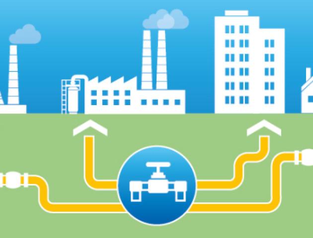 Група компаній РГК першою в Україні перейшла на добове балансування газорозподільних систем
