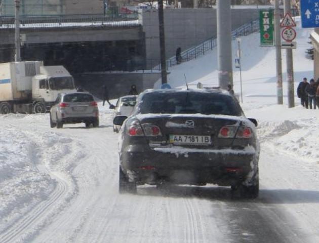 Як правильно їздити взимку — поради експерта