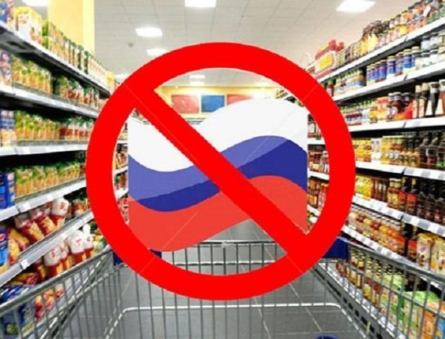 14% імпортованих на Волинь товарів - російські
