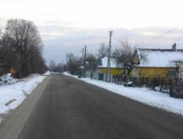 У Камінь-Каширському районі відремонтували дві дороги