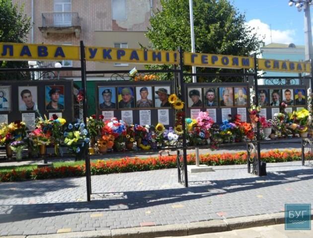 У місті на Волині відбудеться реквієм за загиблими в Іловайську