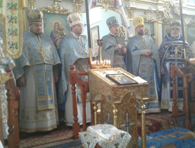 У волинському селі відзначили храмове свято. ФОТО