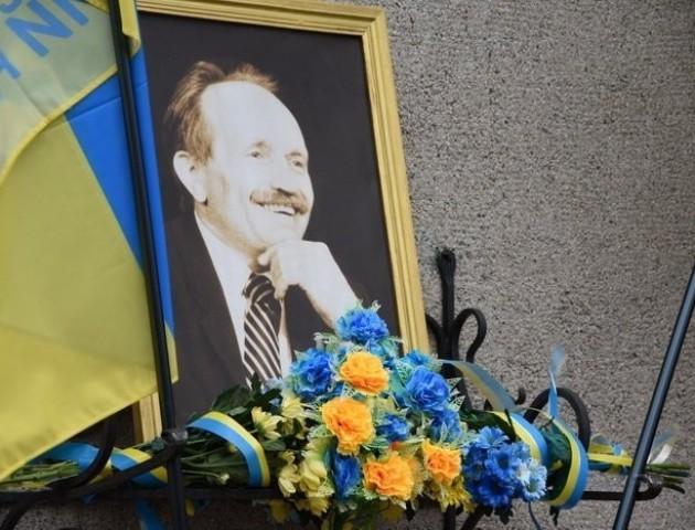 У Луцьку вшанують пам'ять В'ячеслава Чорновола