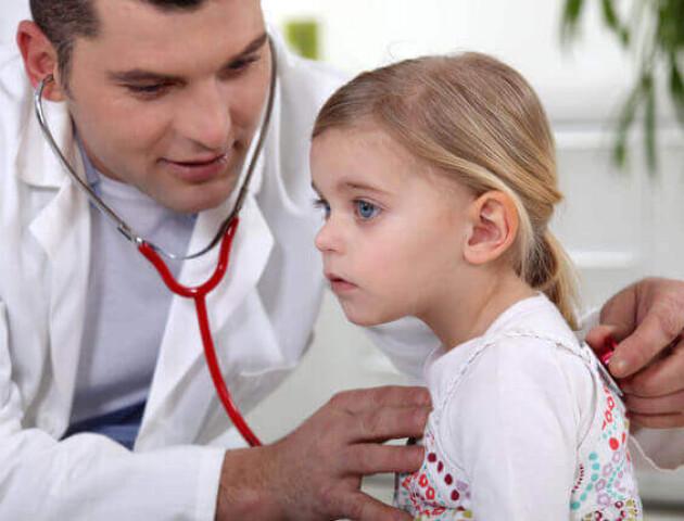 На Волині побільшало дітей, у яких виявили туберкульоз
