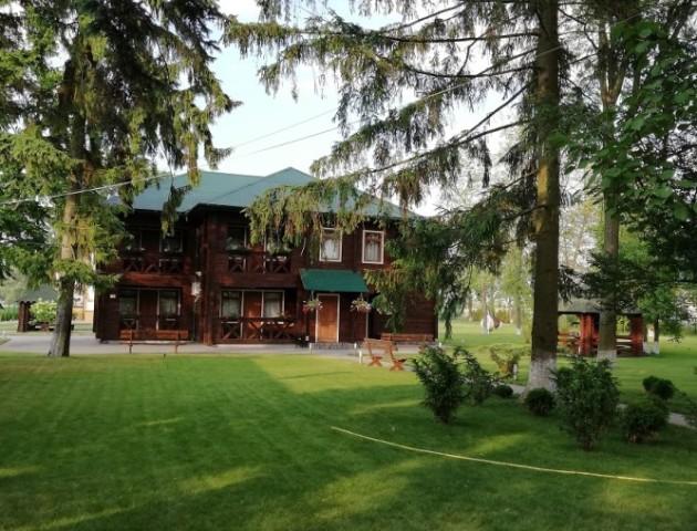 Волинські лісівники показали переваги своєї відпочинкової бази на Світязі