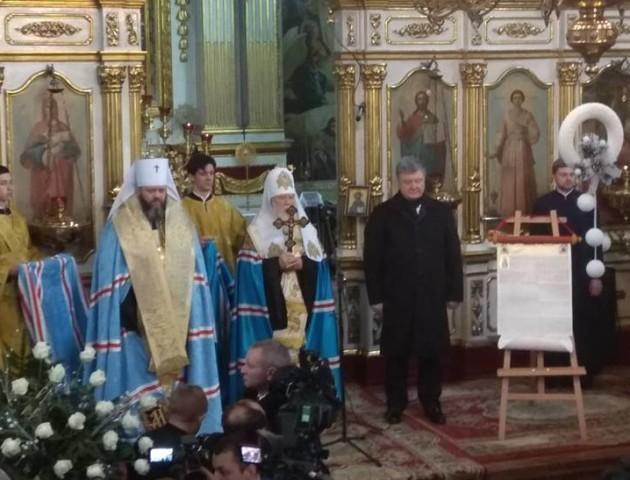 «Ми прагнемо патріархату», – Філарет у Луцьку. ВІДЕО