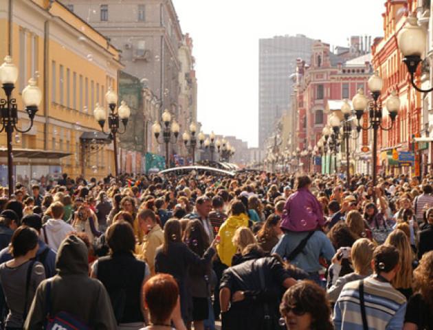 Населення Волинської області зменшилося