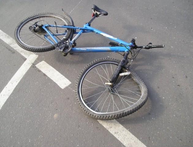 У селі на Волині мотоцикл збив велосипедиста