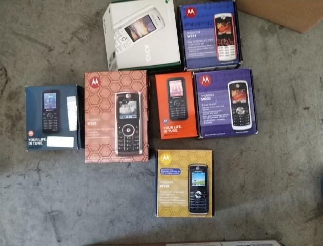 Конфісковані на «Ягодині» телефони оцінили в понад 20 мільйонів