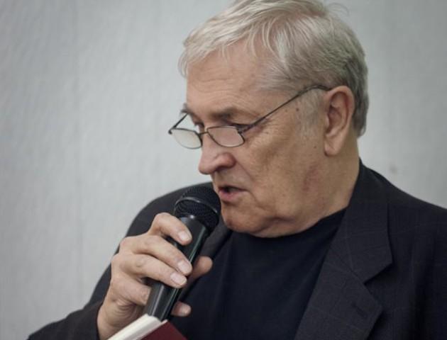 В Луцьку - зустріч із з відомим польським поетом Богданом Задурою