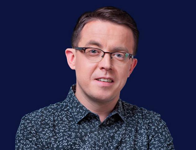 У Луцьк  приїде відомий журналіст Остап Дроздов