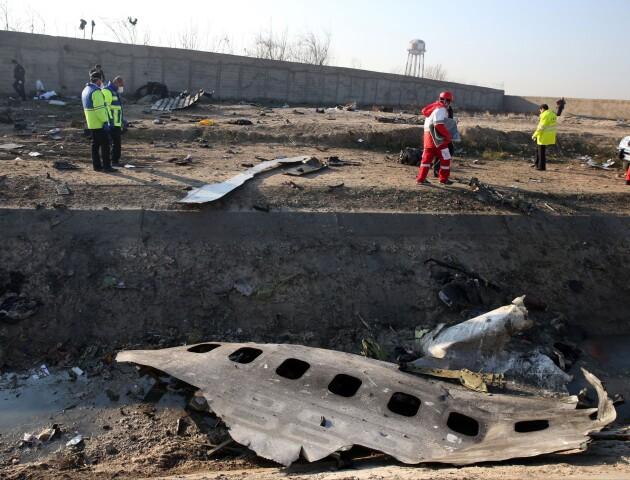 В український літак влучили ракетою, бо не могли зв'язатись з командуванням. Командир хоче померти