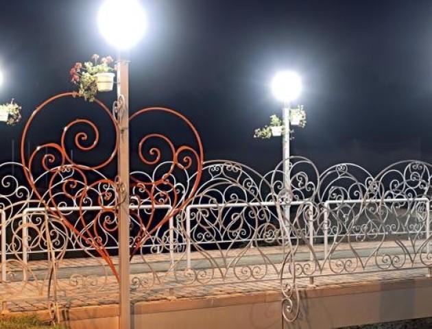 У луцькому парку з'явиться Міст закоханих