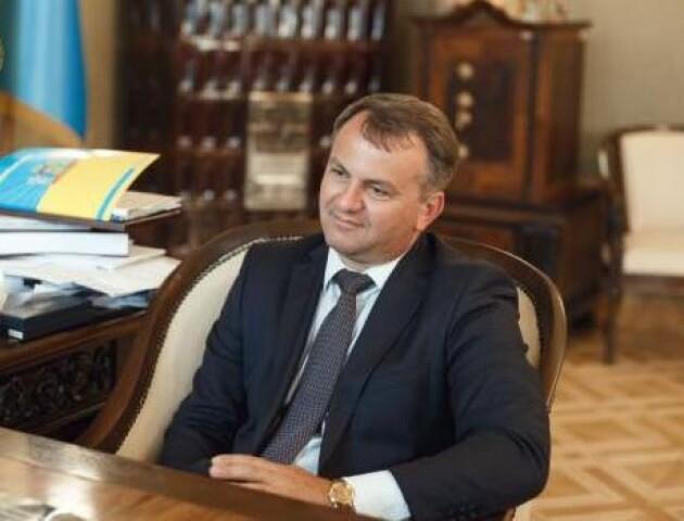 Губернатор Львівщини йде з посади