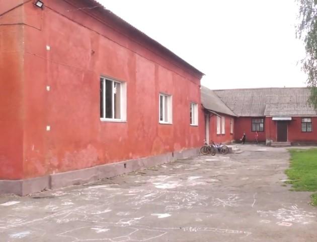 Через аварійність у луцькій школі хочуть закрити спортзал. ВІДЕО