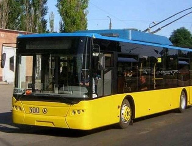 Луцьк на тролейбуси візьме кредит на майже 5 мільйонів євро