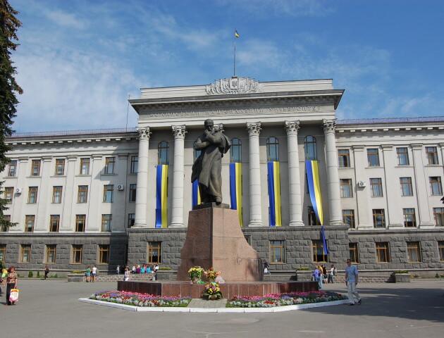 СНУ – на 32 місці у світовому рейтингу серед українських вишів
