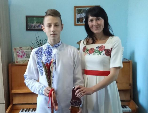 Школяр з Волині виграв гран-прі на фестивалі в Польщі
