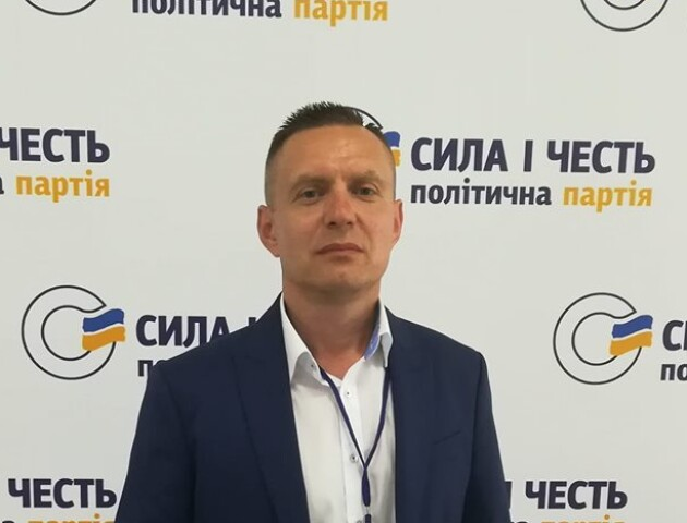 Партія Смешка висунула кандидата на луцькому окрузі