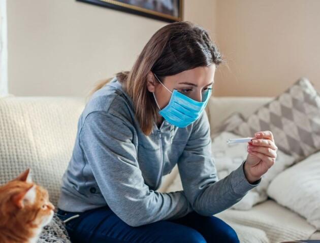 На Волині за добу ще у 109 людей виявили коронавірус, 435 – одужало