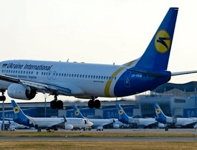 В Україні з 5 червня відновлюють внутрішнє авіасполучення, з 15 – міжнародне