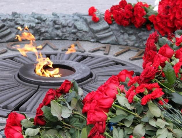 На Волині вшанують пам'ять загиблих під час Другої світової війни