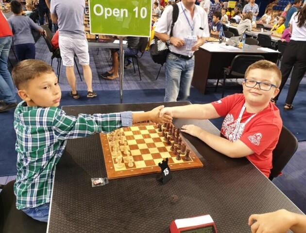 9-ти річний лучанин на Чемпіонаті світу увійшов в 10-ку кращих