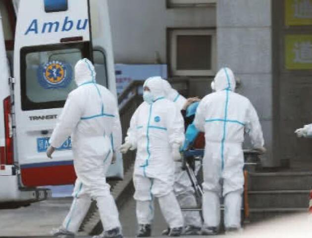 В Китаї знову спалах коронавірусу. 1600 нових випадків зараження за добу