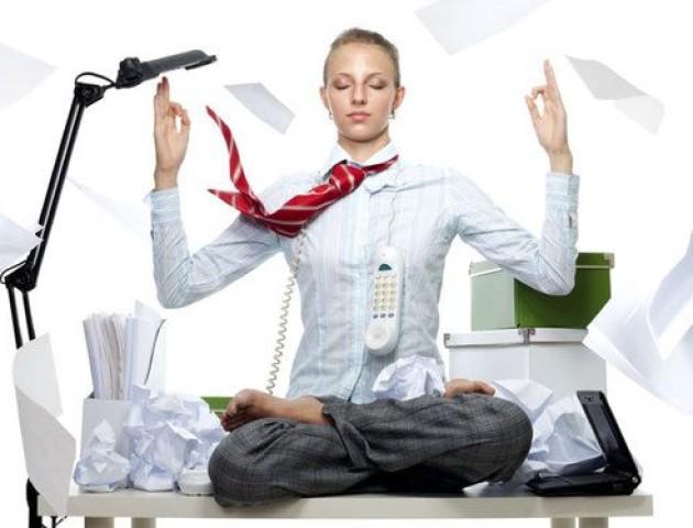 Дієві способи швидко зняти стрес