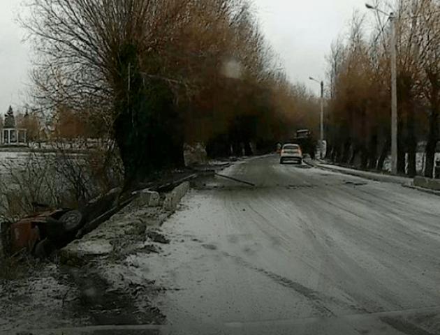 Через аварію з молоковозом біля Луцька три села залишились без газу