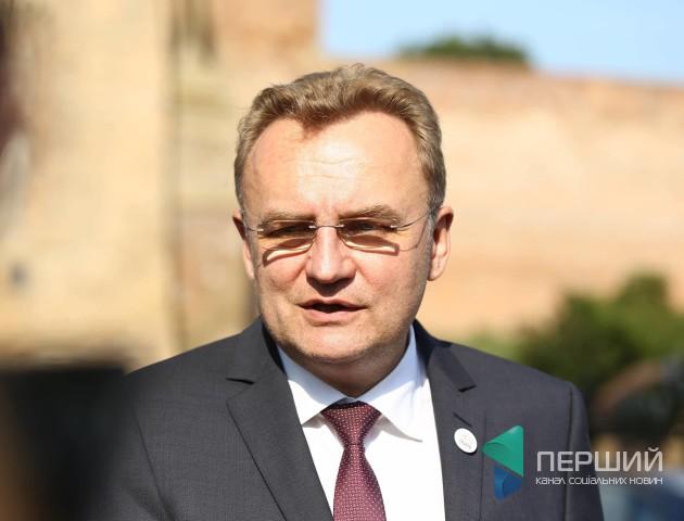 Андрій Садовий розповів, як вирішити проблему смороду і сміття у Луцьку