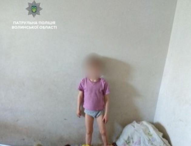 Лучанка, яка залишила малолітнього сина самого вдома, поскаржилася на поліцію. ВІДЕО
