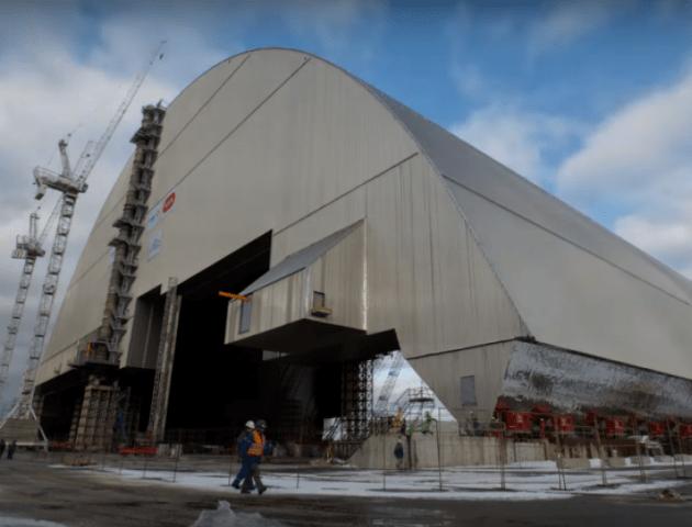 Так звучить Чорнобиль: творець фільму «Арка» про магію саркофагу