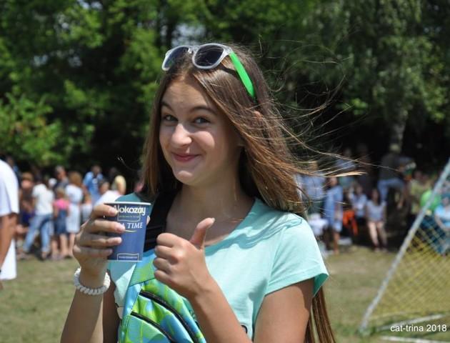 У селі під Луцьком стартував перший спортивно-розважальний фестиваль. ФОТО