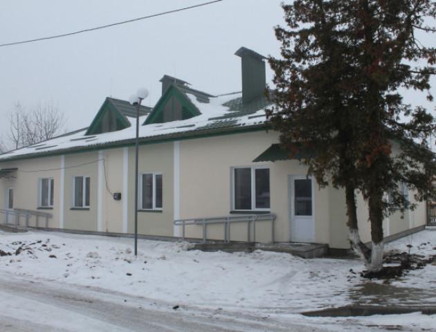 У селі під Луцьком завершують реконструкцію амбулаторії