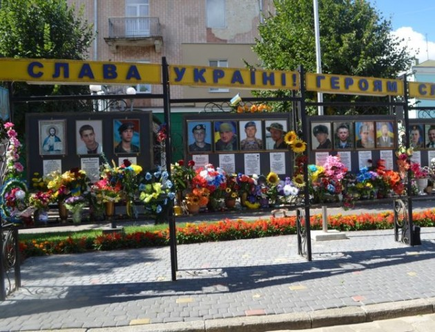 13 загиблих Героїв Нововолинська отримали звання «Почесний громадянин міста»