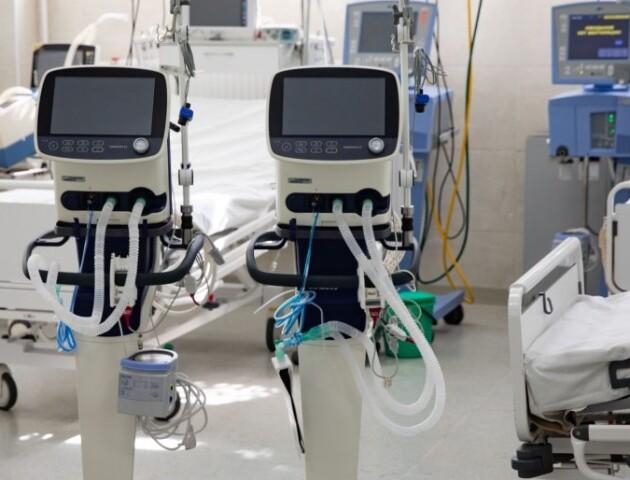Українські лікарні можуть отримати сотні апаратів ШВЛ вітчизняного виробництва