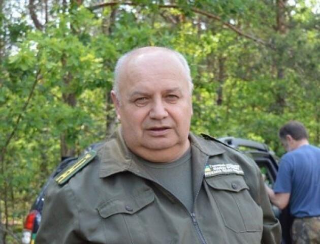 Авторитетному лісівникові Волині президент дав звання Заслуженого