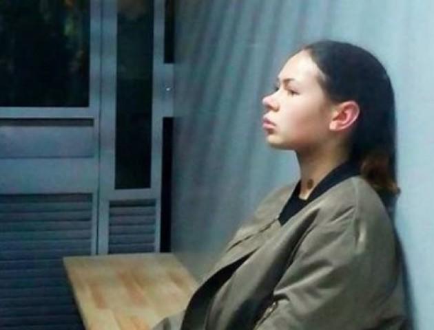 Зайцева визнала свою провину у скоєнні ДТП у Харкові