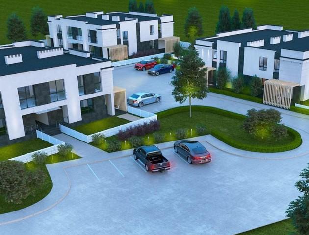 «Інвестор» будує в Луцьку житло нового типу - квадрохауси. ФОТО