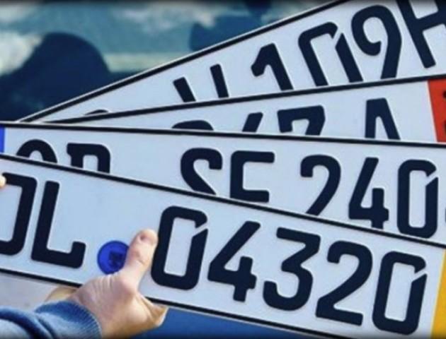 Волинські митники не дали ввезти в Україну авто «на бляхах»