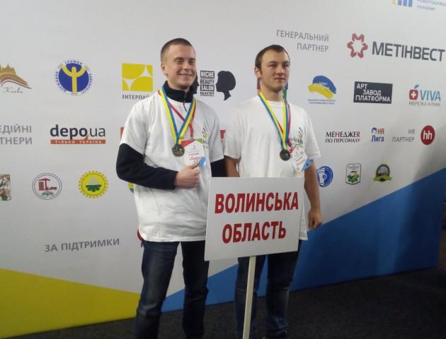 Волиняни завоювали золоті медалі на всеукраїнському конкурсі