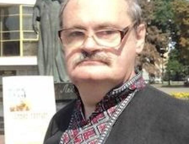 Помер відомий волинський письменник та журналіст