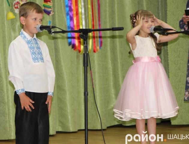 Зворушує до сліз: фото випускного у шацькому дитсадку