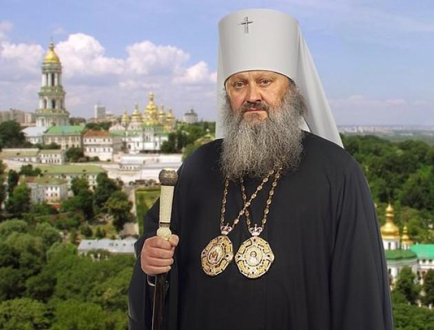 В УПЦ МП на Волині прокоментували обшуки у митрополита Павла