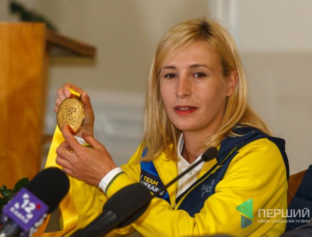 Волинянка Майя Москвич прокоментувала скандал навколо призера «Ігор нескорених»