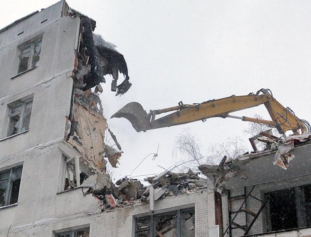 В Україні катастрофічна ситуація з «хрущовками». ВІДЕО