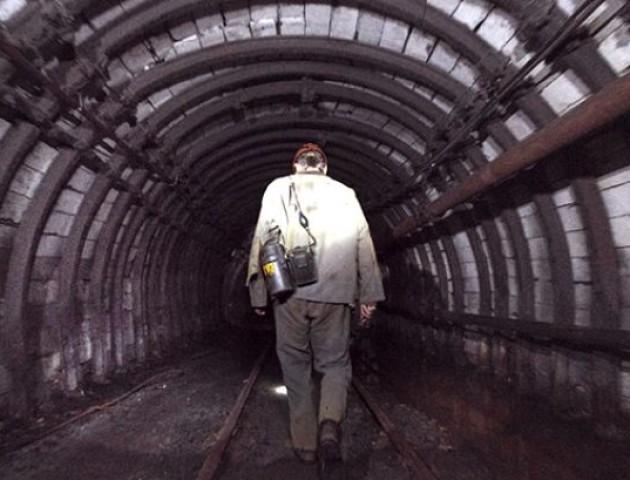 Волинські шахтарі знову страйкують
